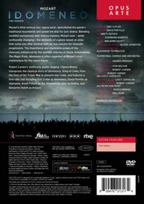 Teatro Real Choir & Orchestra Ivor - Idomeneo (DVD)