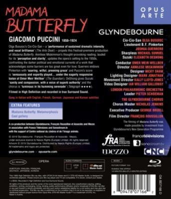 Omer Meir Wellber - Madama Butterfly (BLURAY)