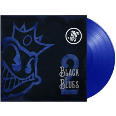 Black Stone Cherry - Black To Blues 2 (Blue Vinyl) (12INCH)