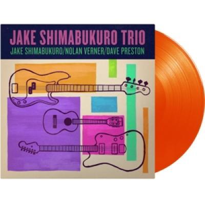 Shimabukuro, Jake - Trio (Orange Transparent Vinyl) (LP)