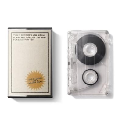 Dewolff - Tascam Tapes (CASSETTE)