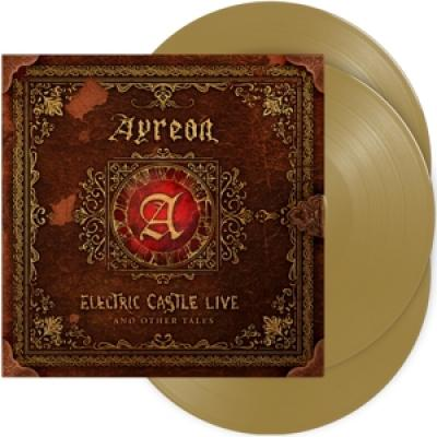 Ayreon - Electric Castle Live And Other Tales (Gold Vinyl) (3LP)