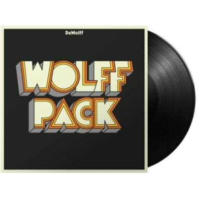 Dewolff - Wolffpack (LP)