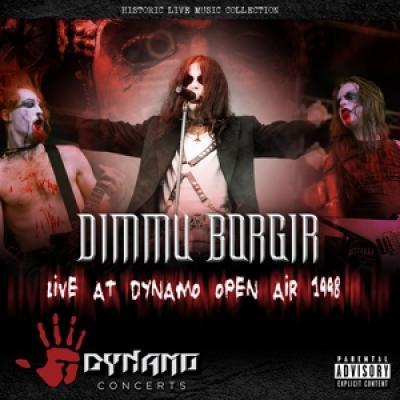 Dimmu Borgir - Live At Dynamo Open Air 1998 CD