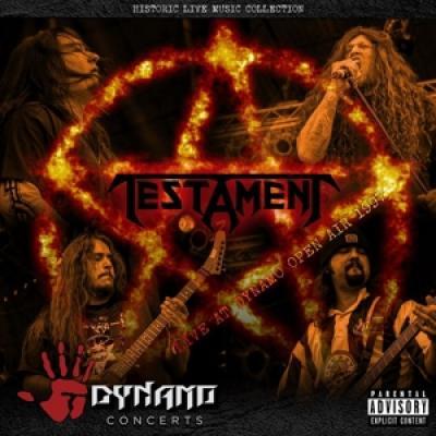 Testament - Live At Dynamo Open Air 1997