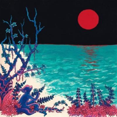 Glass Beach - The First Glass Beach Album (Clear Blue Red Splatter Vinyl) (2LP)