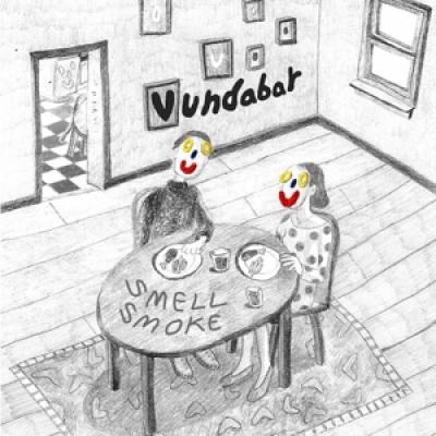 Vundabar - Smell Smoke (Red Vinyl) (LP)
