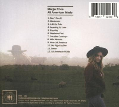 Price, Margo - All American Made