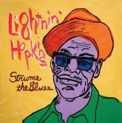 Lightin' Hopkins - Strums The Blues (LP)
