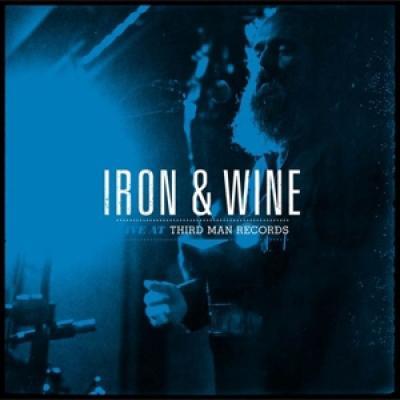 Iron & Wine - Live At Third Man (LP)