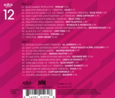 Blank & Jones - So 80'S -12- (2CD)