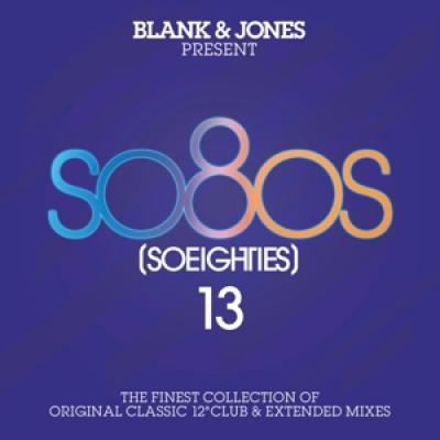 Blank & Jones - So 80'S -13- (2CD)