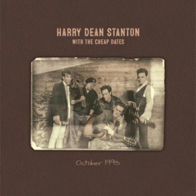 Stanton, Harry Dean With - October 1993 (LP)