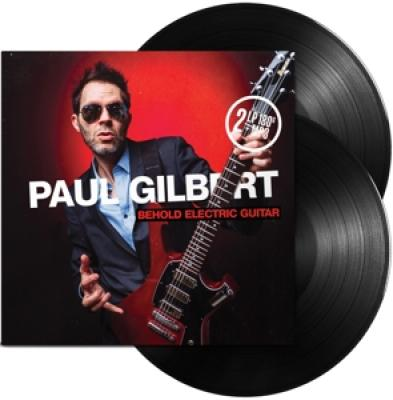 Gilbert, Paul - Behold Electric Guitar (2LP)