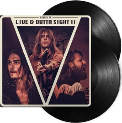 Dewolff - Live & Outta Sight Ii (2LP)