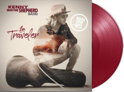 Shepherd, Kenny Wayne - Traveler (Burgundy Red Vinyl) (LP)