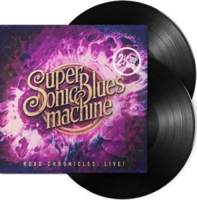 Supersonic Blues Machine - Road Chronicles:Live! (2LP)