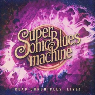 Supersonic Blues Machine - Road Chronicles:Live!