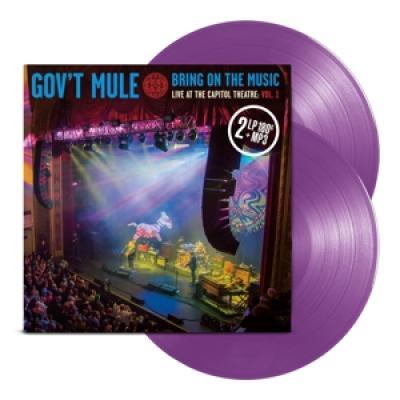 Gov'T Mule - Bring On The Music Vol. 1 (Purple Vinyl) (2LP)