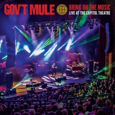 Gov'T Mule - Bring On The Music (Live At The Capitol Theatre) (2CD)