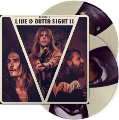 Dewolff - Live & Outta Sight Ii (Purple/Brown/Cream Vinyl) (2LP)