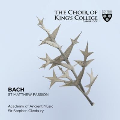 Choir Of Kings College Cambridge St - Bach St. Matthew Passion (3SACD)