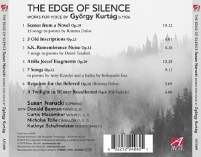 Susan Narucki - The Edge Of Silence