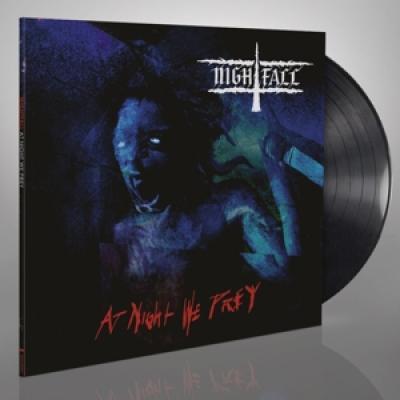 Nightfall - At Night We Prey (LP)