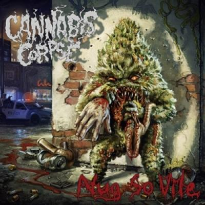 Cannabis Corpse - Nug So Vile (LP)