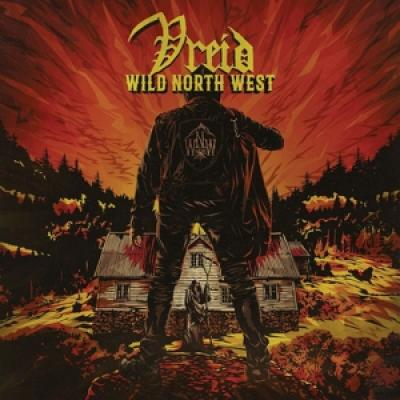 Vreid - Wild North West (Deluxe 6Pg Digipak With 20Pg Booklet)