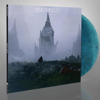 Deathwhite - Grave Image (Clear, Blue And Black Marbled Vinyl) (LP)