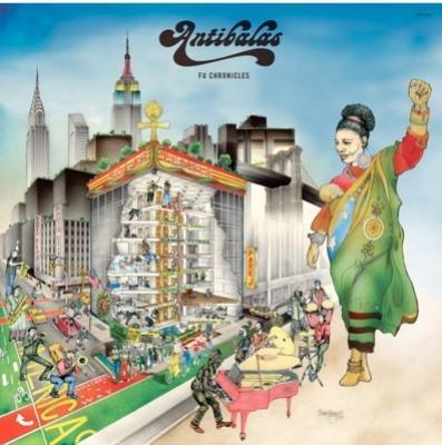 Antibalas - Fu Chronicles (LP)