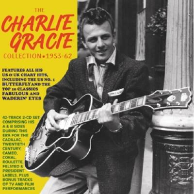 Gracie, Charlie - Charlie Gracie Collection 1953-62 (2CD)