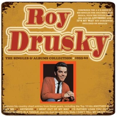 Drusky, Roy - Singles & Albums Collection 1955-62 (2CD)
