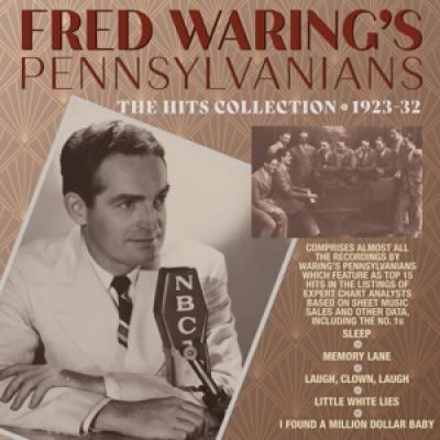 Waring, Fred -Pennsylvanians- - Hits Collection 1923-32 (2CD)