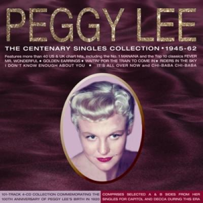 Lee, Peggy - Centenary Singles Collection 1945-62 (4CD)