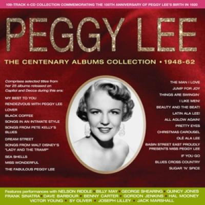 Lee, Peggy - Centenary Albums Collection 1948-62 (4CD)