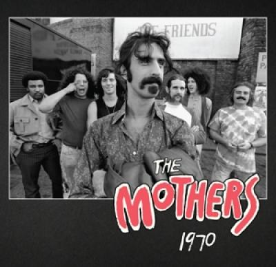 Zappa, Frank - Mothers 1970 (4CD)