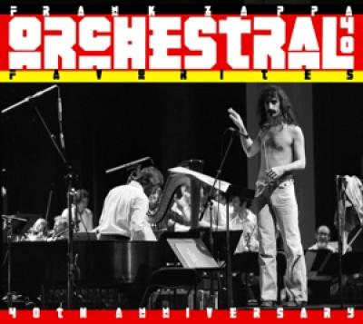 Zappa, Frank - Orchestral Favorites (40Th Anniversary) (LP)