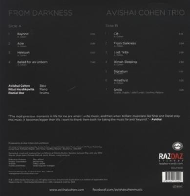Avishai Cohen - From Darkness (LP)