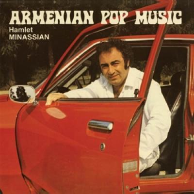 Minassian, Hamlet - American Pop Music (LP)