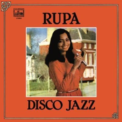 Rupa - Disco Jazz (Orange) (LP)