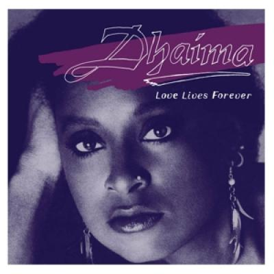 Dhaima - Love Lives Forever (Transparent Blue Vinyl) (LP)