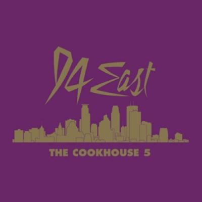 94 East - The Cookhouse 5 (LP)