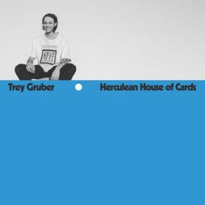 Gruber, Trey - Herculean House Of Cards (Opaque Blue Vinyl) (2LP)
