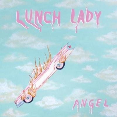 Lunch Lady - Angel (Red) (LP)