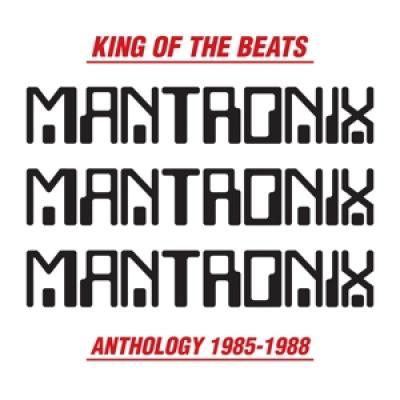 Mantronix - King Of The Beats (.. Anthology 1985-1988) (2LP)