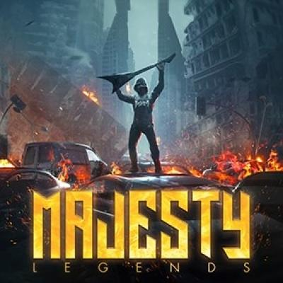 Majesty - Legends (LP)