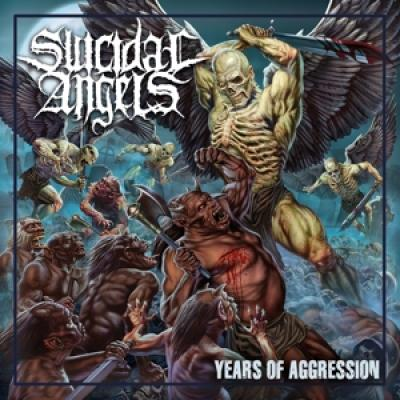 Suicidal Angels - Years Of Aggression (LP)