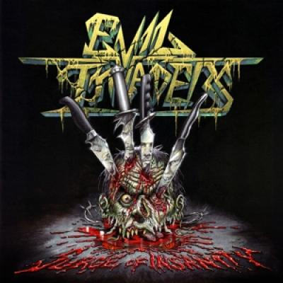 Evil Invaders - Surgery Of Insanity Live In Antwerp (3LP)